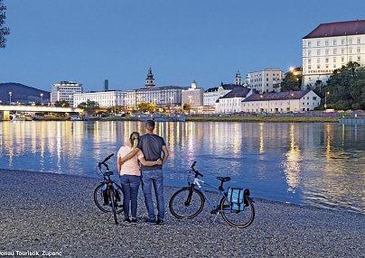 Donau Radweg Passau – Wien