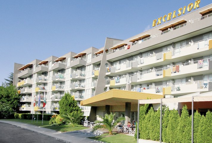 Bulgarien Goldstrand Hotel Karte.Excelsior Goldstrand Schnappchen Sichern