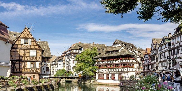 Rhein Flusskreuzfahrt (Basel-Köln)
