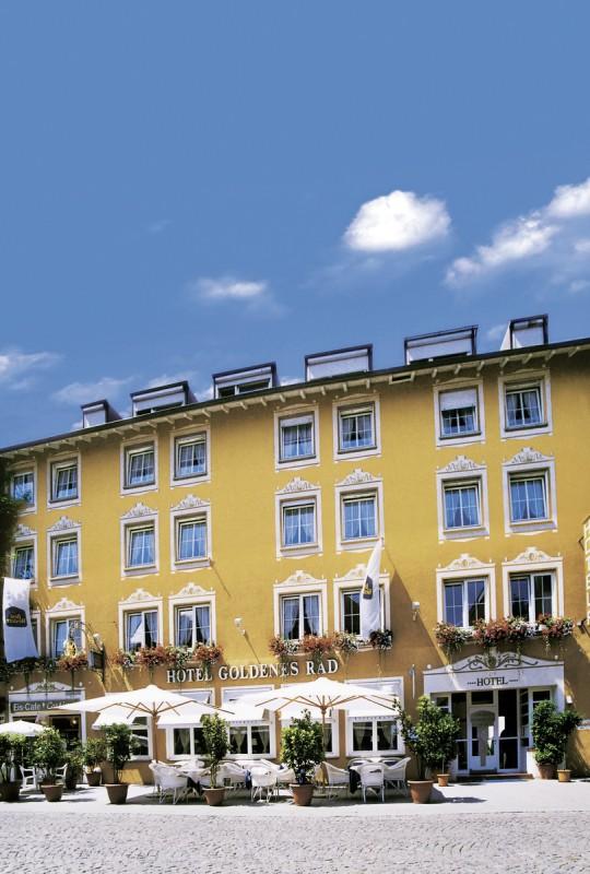 Hotel Best Western Goldenes Rad Friedrichshafen