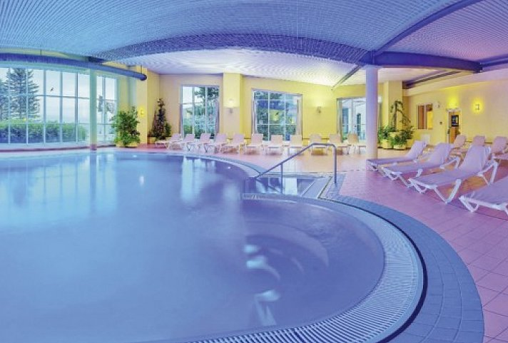 Sterne Hotel In Suhl Mit Therme