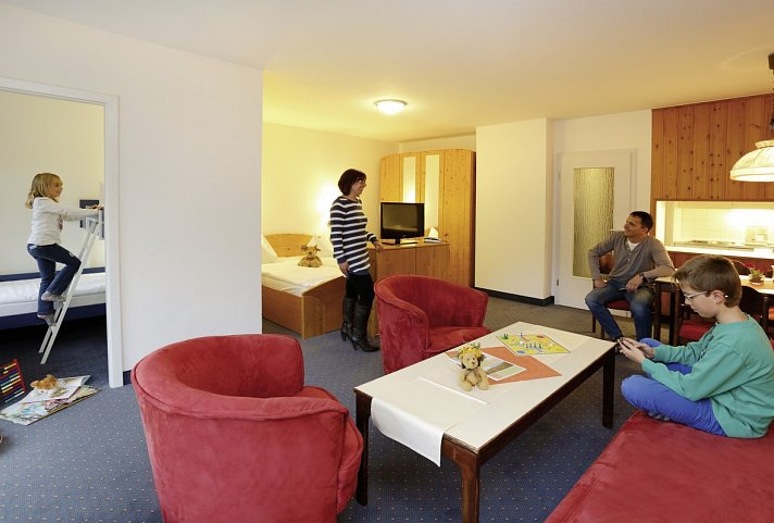 Panoramic Hotel – Ihr Apartmenthotel im Harz, All Inclusive