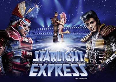 STARLIGHT EXPRESS & TRYP Bochum-Wattenscheid Hotel
