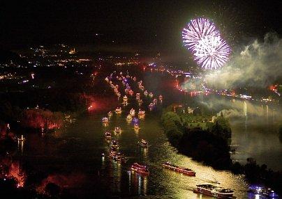 Rhein in Flammen® & Dorint - An der Messe - Köln