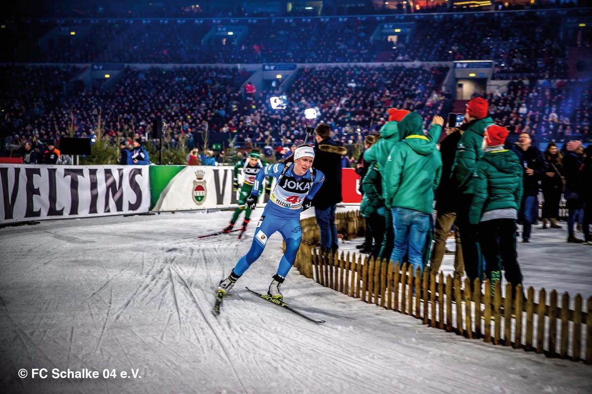 Biathlon Auf Schalke Mit übernachtung