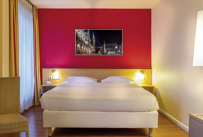 Star Inn Hotel Premium Bremen Columbus by Quality