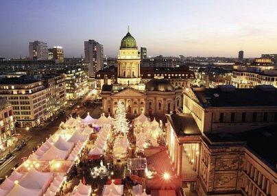 Vienna House Easy Berlin - Weihnachtsmarkt-Special