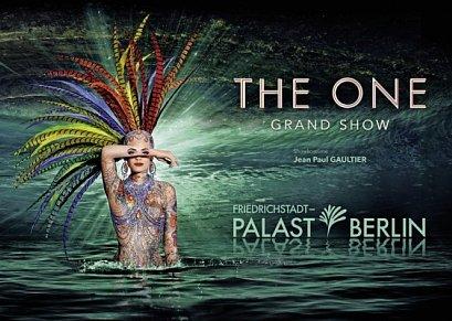 THE ONE im Friedrichstadt-Palast & TITANIC Chaussee Berlin