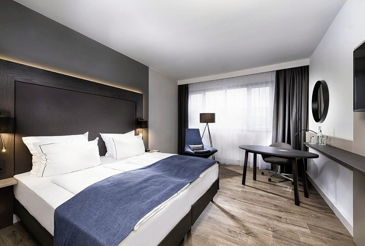 Holiday Inn Berlin City - West - Bahnanreise