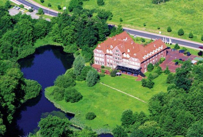 The Royal Inn Park Hotel Fasanerie Neustrelitz Schnappchen Sichern