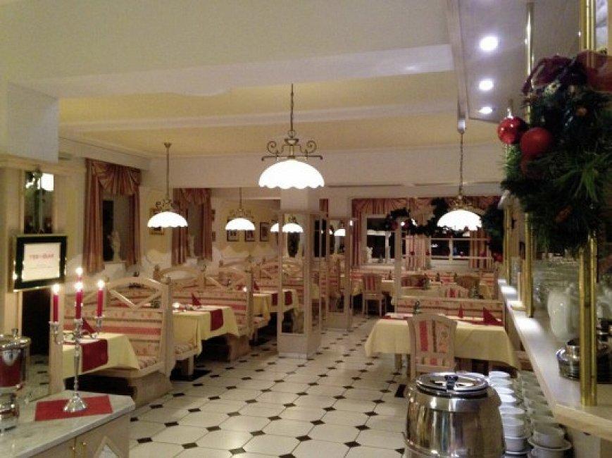 Hohenwarth Hotel Villa Gutshof