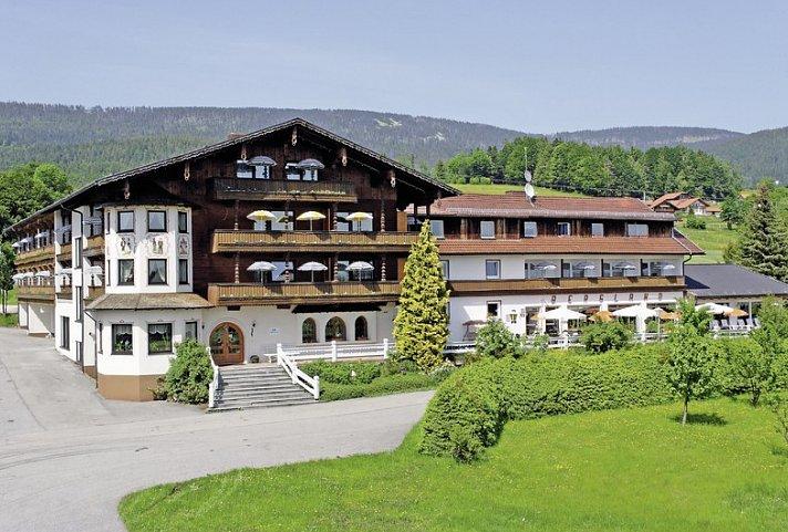 Neureichenau Hotel Bergland Hof Bewertung