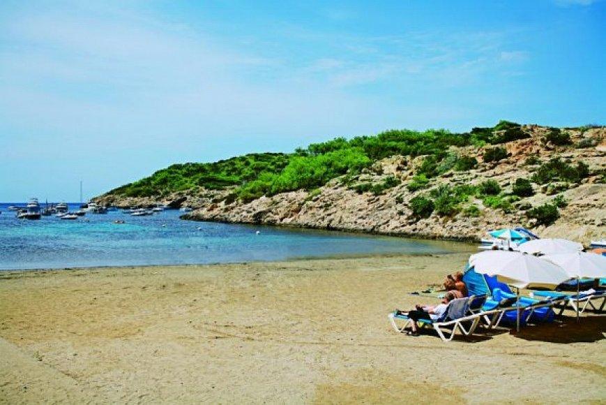 Ibiza Portinatx Hotel Paradise Beach