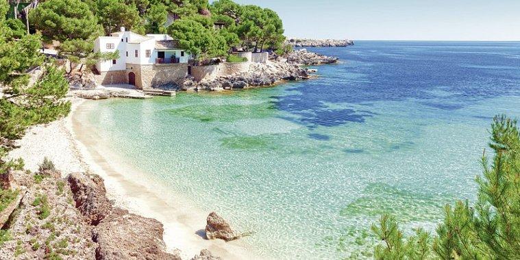 Westl. Mittelmeer Kreuzfahrt & Baden Mallorca
