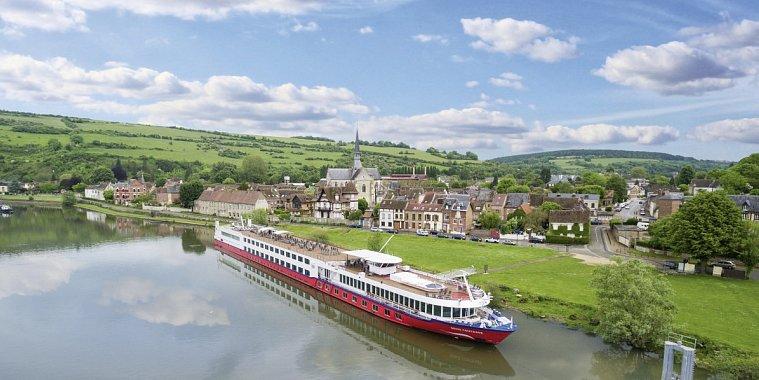 Frankreich Flusskreuzfahrt