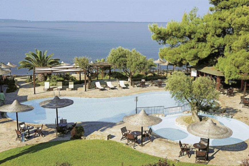 Anthemus Sea Beach Hotel And Spa Elia Nikiti