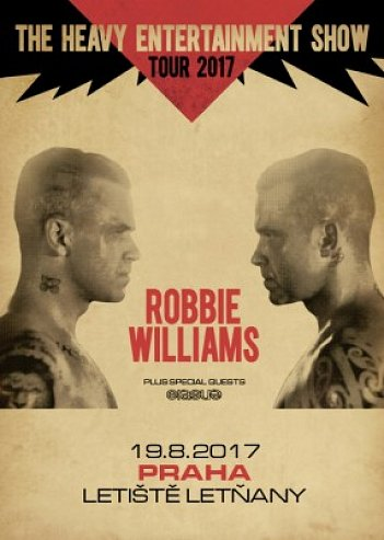 Robbie Williams Konzert