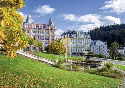 Schlosshotel Sanatorium Marienbad