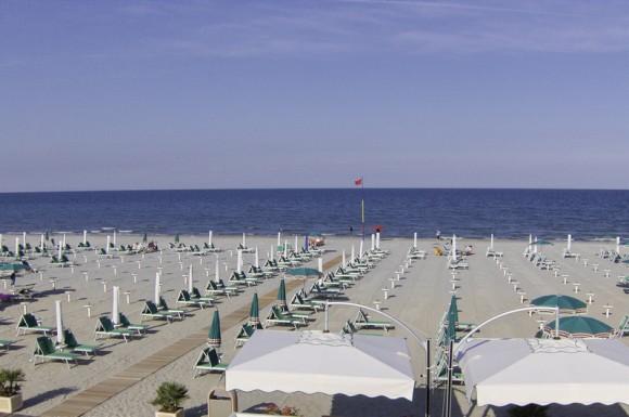Hotel Mirage Milano Marittima Italien