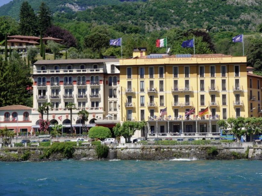 Grand Hotel Cadenabbia Am Comer See