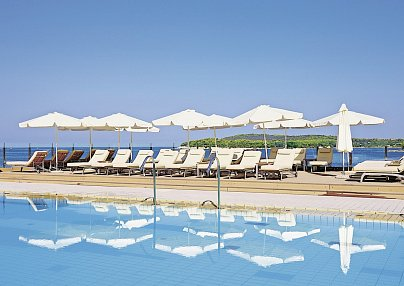 Ferienanlage Splendid Golden Rocks Resort Pula