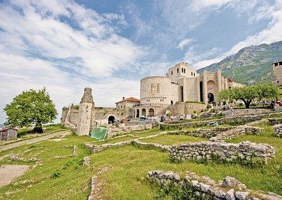 Albanien Rundreise & Baden auf Korfu
