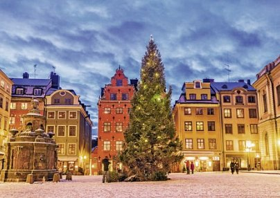 Weihnachtsmarkt Stockholm