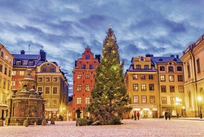 Urlaub Stockholm Und Umgebung Flug Und Hotel
