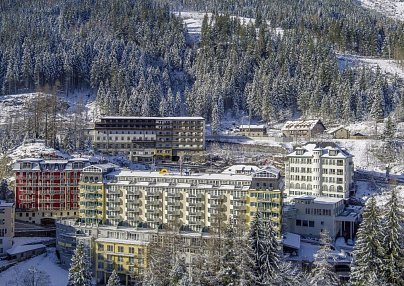 MONDI HOLIDAY First Class Aparthotel Bellevue Bad Gastein